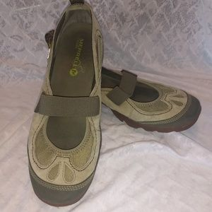 Merrell Mimosa MJ Sage Leaf Cycletread shoes